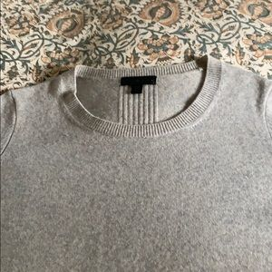Saks Fifth Avenue cashmere light blue sweater